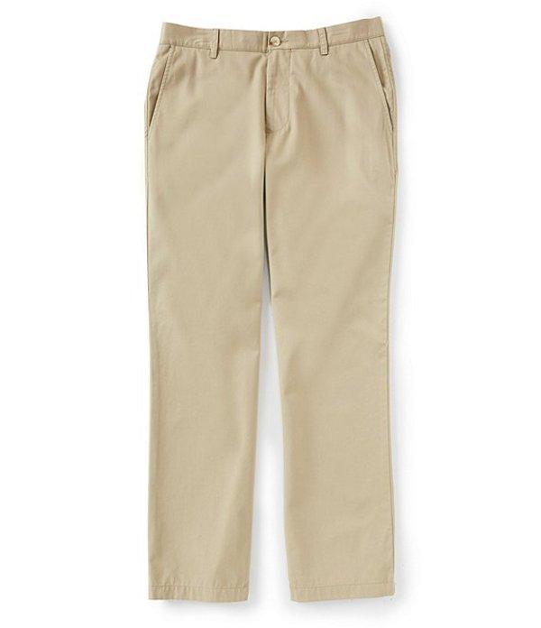 サウザーンタイド メンズ カジュアルパンツ ボトムス Classic-Fit Flat-Front Skipjack Pants Sandstone Khaki