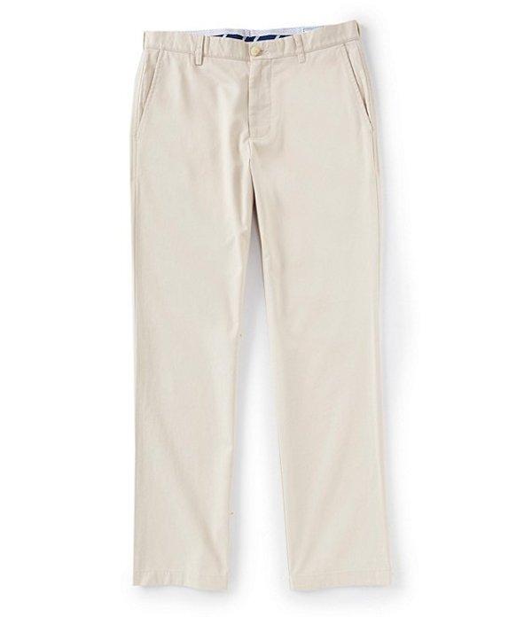 サウザーンタイド メンズ カジュアルパンツ ボトムス Classic-Fit Flat-Front Skipjack Pants Stone