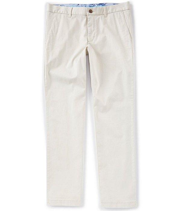 トッミーバハマ メンズ カジュアルパンツ ボトムス Boracay Flat-Front Stretch Sateen Pants Bleached Sand