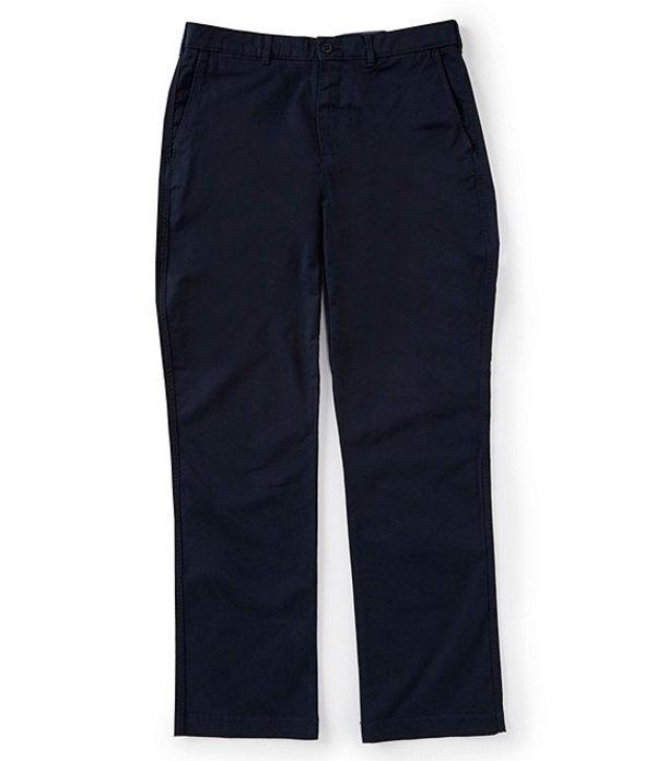 ダニエル クレミュ メンズ カジュアルパンツ ボトムス Madison Flat-Front Twill Chino Pants Dark Navy