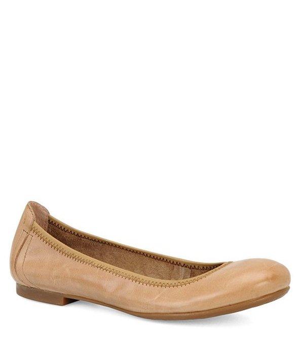 ボーン レディース パンプス シューズ Julianne Leather Flats Tan