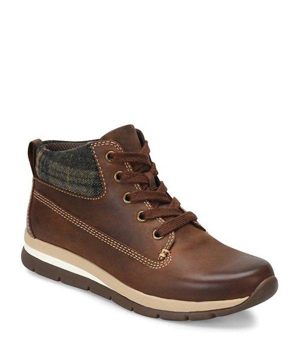ビオニカ レディース スニーカー シューズ Tuscon Hiker Sneakers Aztec Brown/Olive Plaid