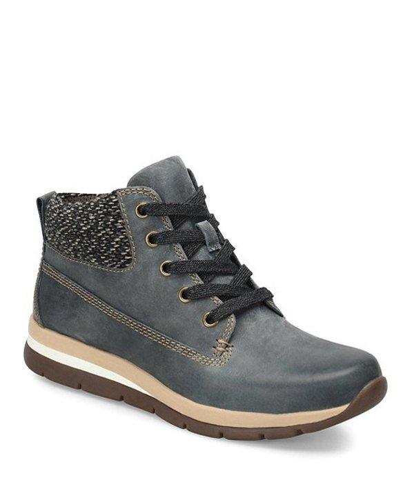 ビオニカ レディース スニーカー シューズ Tuscon Hiker Sneakers Blue Jeans/Knit Multi