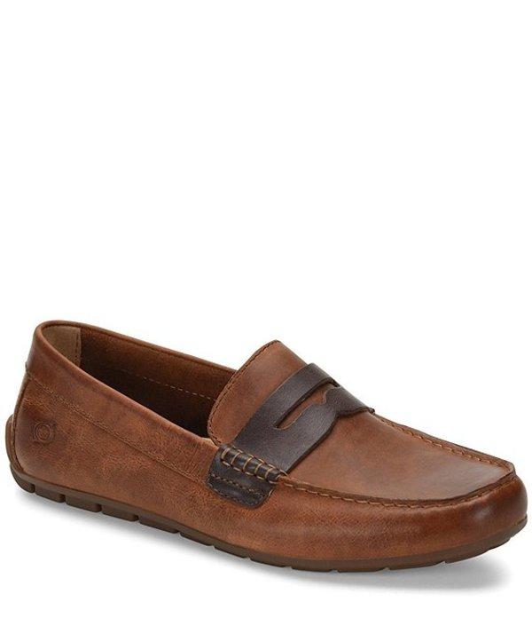送料無料 サイズ交換無料 ボーン メンズ シューズ スリッポン・ローファー Tan ボーン メンズ スリッポン・ローファー シューズ Men's Andes Loafer Tan