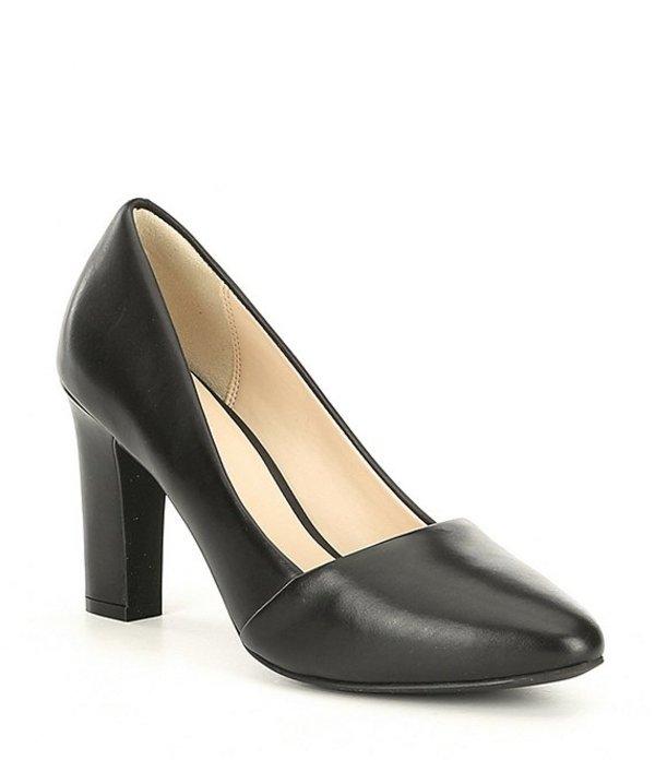 コールハーン レディース ヒール シューズ Kinselee Leather Dress Pumps Black