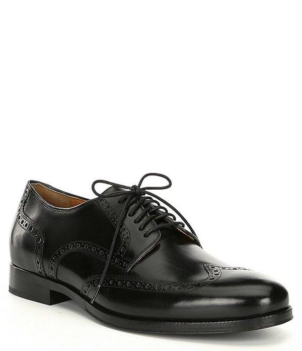 コールハーン メンズ ドレスシューズ シューズ American Classics Men's Grammercy Derby Leather Wingtip Oxford Black