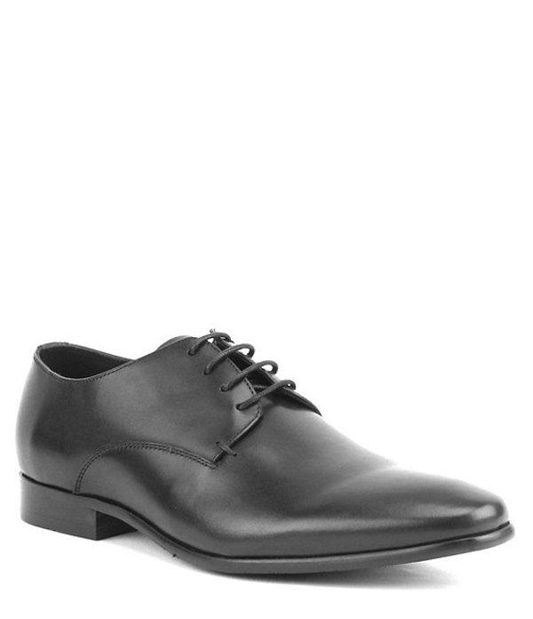 ゴードンラッシュ メンズ ドレスシューズ シューズ Men's Manning Leather Derby Oxford Black