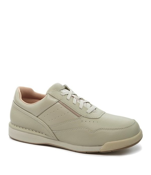 ロックポート メンズ スニーカー シューズ Men's Prowalker Leather Walking Shoes Sport White