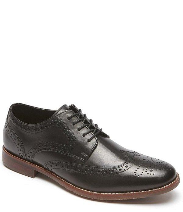 ロックポート メンズ ドレスシューズ シューズ Men's Style Purpose Wingtip Dress Oxfords Black