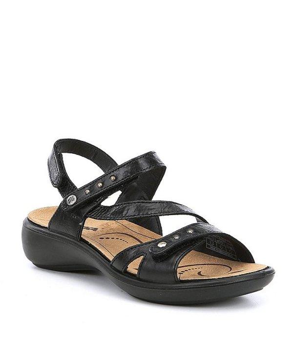 ロミカ レディース サンダル シューズ Ibiza 70 Studded Detail Sandals Black