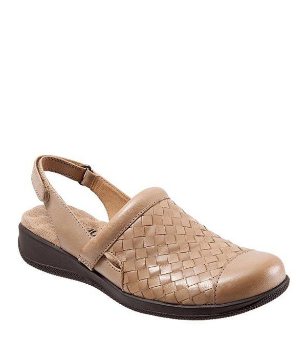 ソフトウォーク レディース サンダル シューズ Salina Woven Sandals Cement