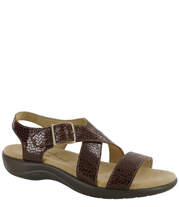 サス レディース サンダル シューズ Laguna Comfort Sandal Weave Henna
