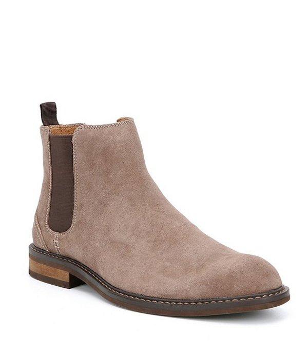 バイオニック メンズ ブーツ・レインブーツ シューズ Men's Kingsley Chelsea Boots Dark Taupe