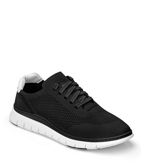 バイオニック レディース スニーカー シューズ Joey Nubuck Perforated Sneakers Black