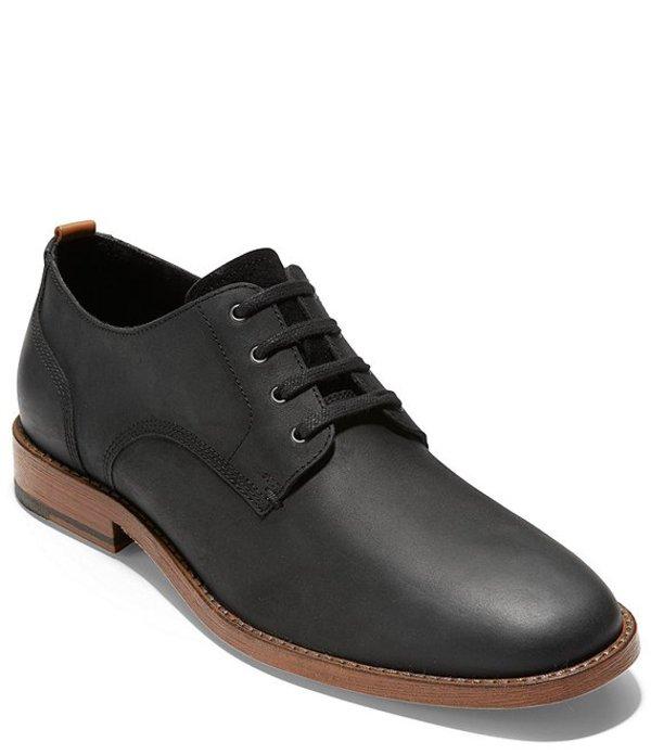 コールハーン メンズ ドレスシューズ シューズ Feathercraft Grand Blucher Oxford Black