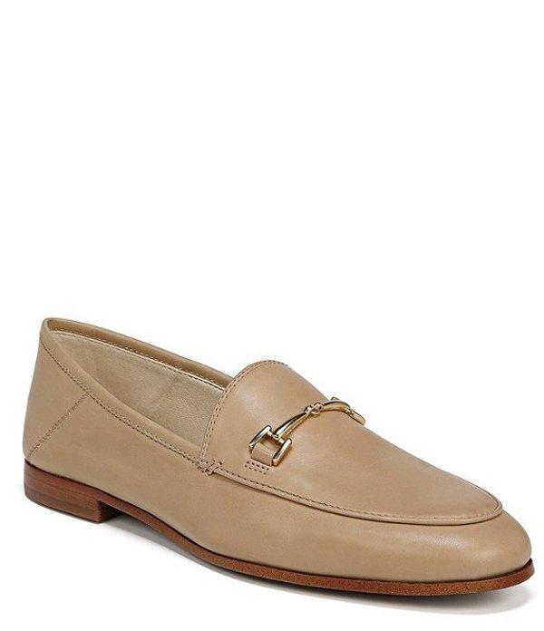 希少 黒入荷! サムエデルマン レディース スリッポン Loraine・ローファー シューズ Loraine Leather Loafers Bit Bit Embellishment Loafers Classic Nude, お弁当グッズのカラフルボックス:763202b6 --- tringlobal.org