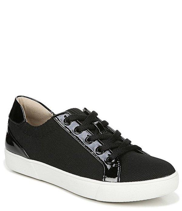ナチュライザー レディース スニーカー シューズ Morrison Flyknit Sneakers Black
