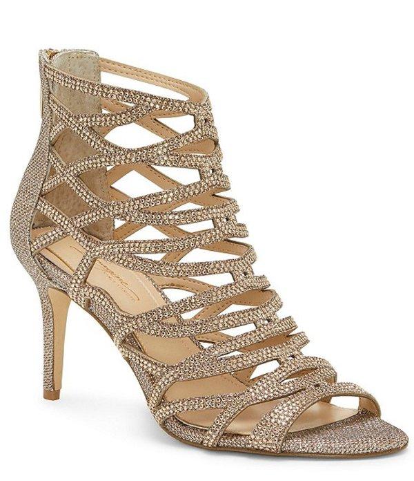 ヴィンスカムート レディース サンダル シューズ Imagine by Vince Camuto Paven Banded Dress Sandals Gold