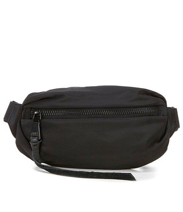 エイミー ケステンバーグ レディース ショルダーバッグ バッグ Milan Nylon Belt Bag Black