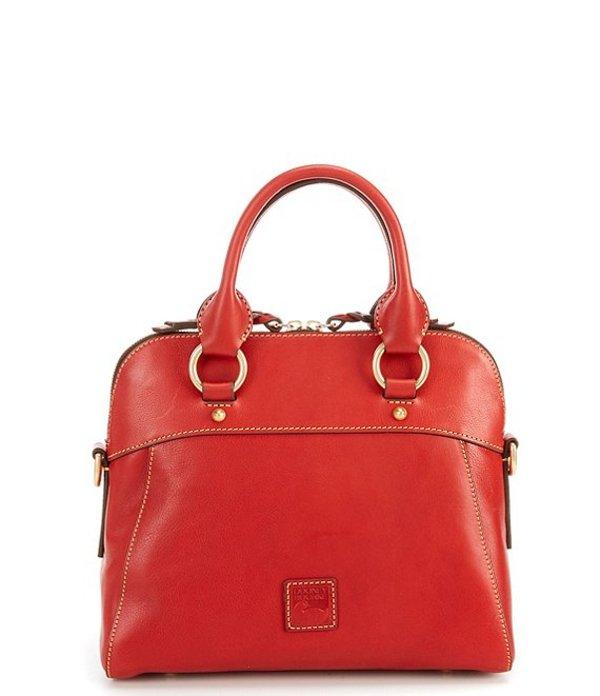 ドーネイアンドバーク レディース ハンドバッグ バッグ Florentine Collection Cameron Satchel Red