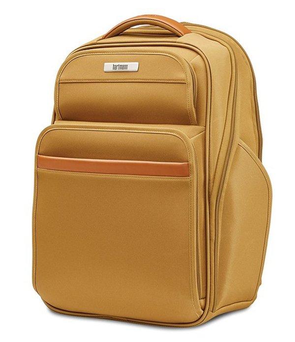 ハートマン レディース バックパック・リュックサック バッグ Metropolitan 2 Executive Backpack Safari