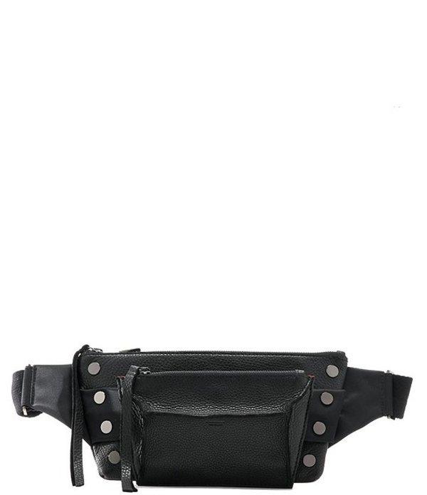 ハミット レディース ショルダーバッグ バッグ Charles Convertible Belt Bag Black