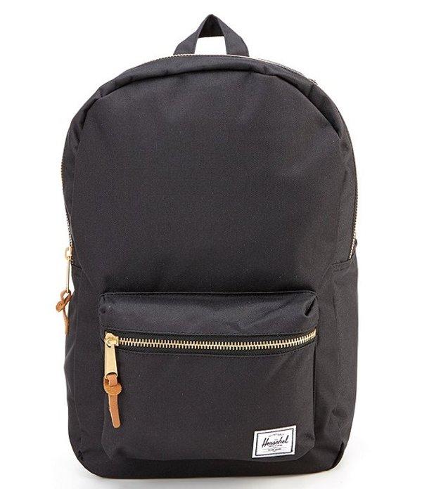 ハーシェルサプライ レディース バックパック・リュックサック バッグ Settlement Mid-Volume Backpack Black
