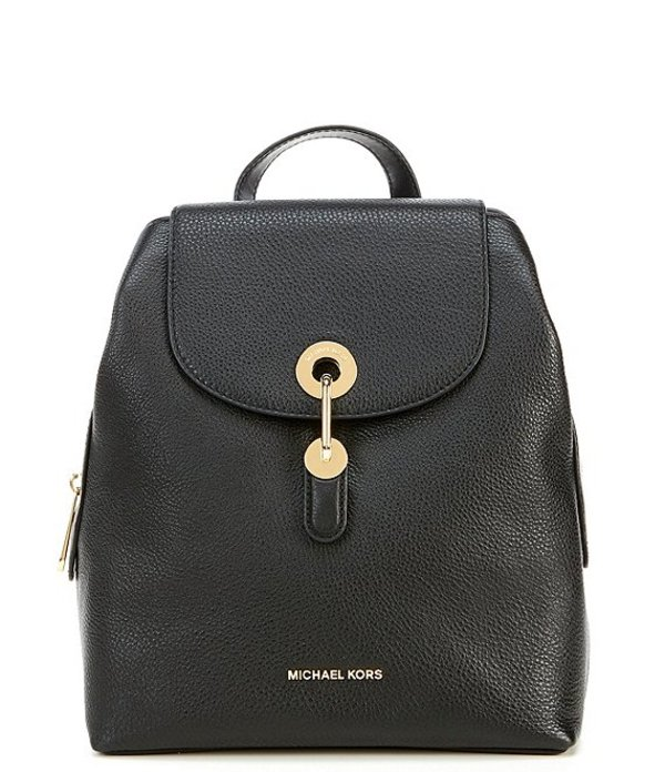マイケルコース レディース ハンドバッグ バッグ Raven Medium Backpack Black