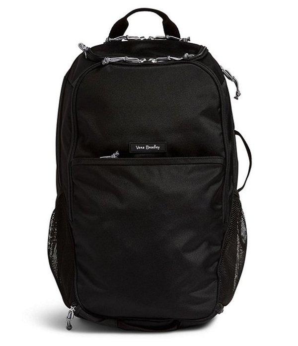 ベラブラッドリー レディース ハンドバッグ バッグ Lighten Up Journey Backpack Black