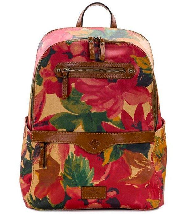 パトリシアナシュ レディース バックパック・リュックサック バッグ Karina Floral Multi Backpack Floral Multi