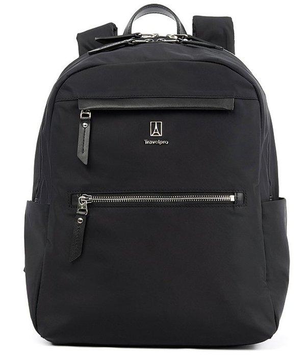 トラベルプロ レディース スーツケース バッグ Platinum Elite Womens Backpack Black