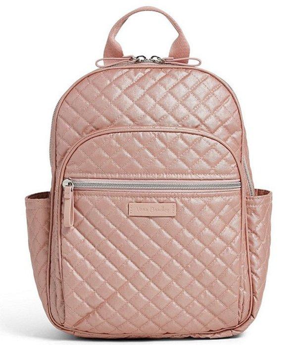 ベラブラッドリー レディース ハンドバッグ バッグ Iconic Small Backpack Rose Quartz