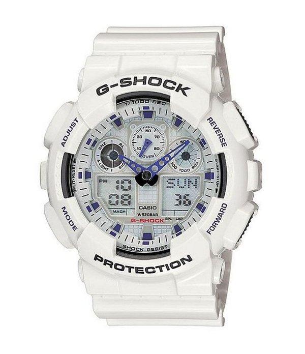 ジーショック メンズ 腕時計 アクセサリー XL Big Face Combi White Watch White