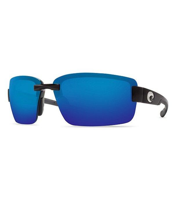 コスタ メンズ サングラス・アイウェア アクセサリー Galveston Polarized Sunglasses Black