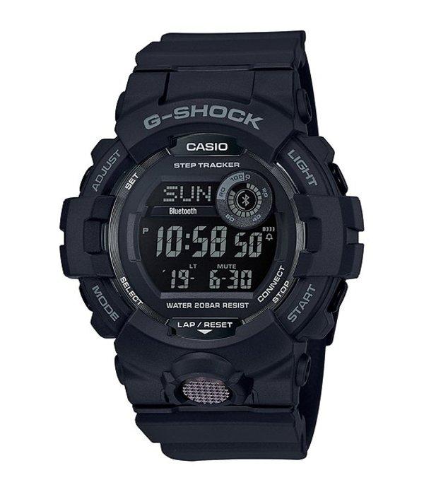 ジーショック メンズ 腕時計 アクセサリー Digital Black Shock Resistant Resin Strap Watch Black