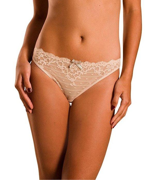 シャントル レディース パンツ アンダーウェア Rive Gauche Bikini Panty Capuccino