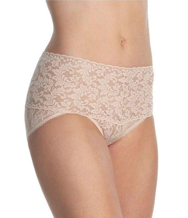 ハンキーパンキー レディース パンツ アンダーウェア Signature Lace Retro V-Kini Panty Chai