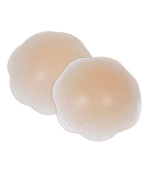 ファッションフォーム レディース ブラジャー アンダーウェア Full-Figure Silicone Gel Petals Nude