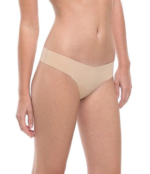 コマンドー レディース パンツ アンダーウェア Microfiber Low-Rise Thong True Nude