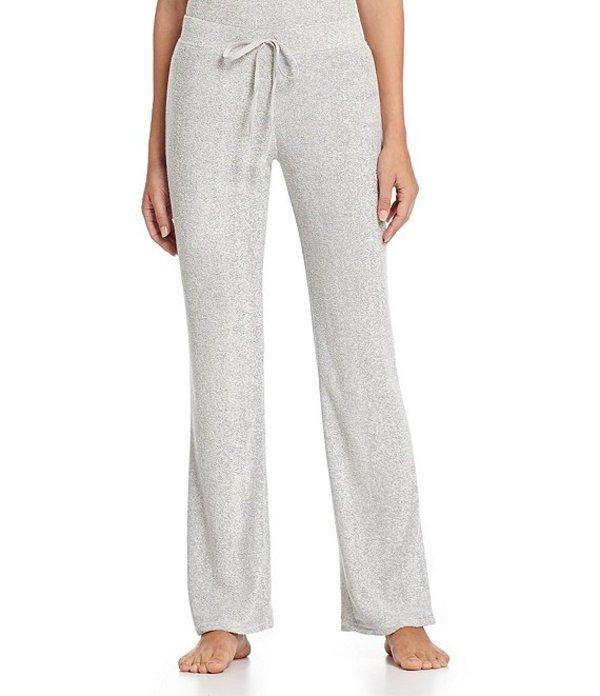 エヌバイナトリ レディース カジュアルパンツ ボトムス Terry Lounge Pajama Pants Heather GreyFc5K1J3Tul