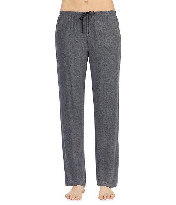 ダナキャラン レディース カジュアルパンツ ボトムス Jersey Knit Sleep Pants Charcoal Heather