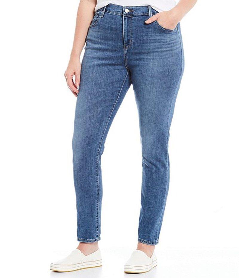 リーバイス レディース デニムパンツ ボトムス Plus Size 721 High Rise Skinny Jeans Tgif