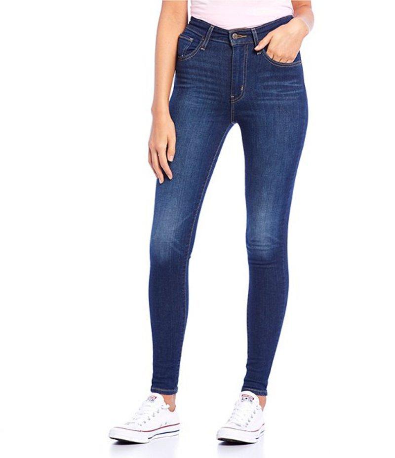 リーバイス レディース デニムパンツ ボトムス Levi'sR Mile High Woven Stretch Super Skinny Jeans On The House