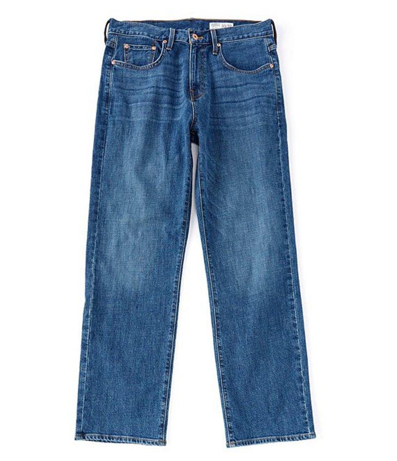 ダニエル クレミュ メンズ デニムパンツ ボトムス Jeans Relaxed Straight-Fit Stretch Denim Jeans Medium Blue