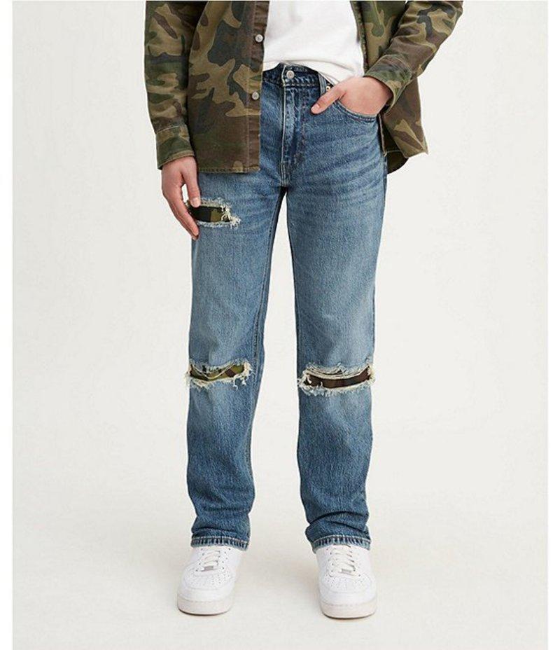 リーバイス メンズ デニムパンツ ボトムス Levi'sR 541 Athletic-Fit Blue Comet Camo Jeans Blue Comet Camo