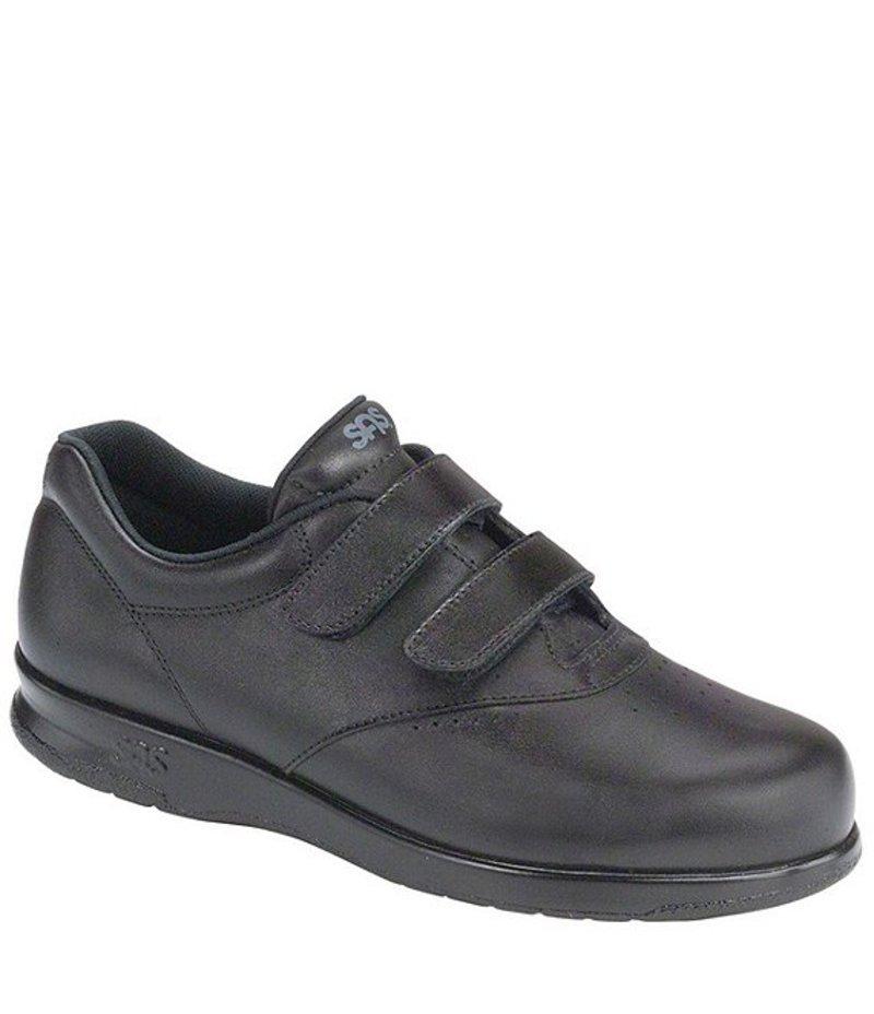 サス レディース スニーカー シューズ Me Too Leather Walking Shoe Black