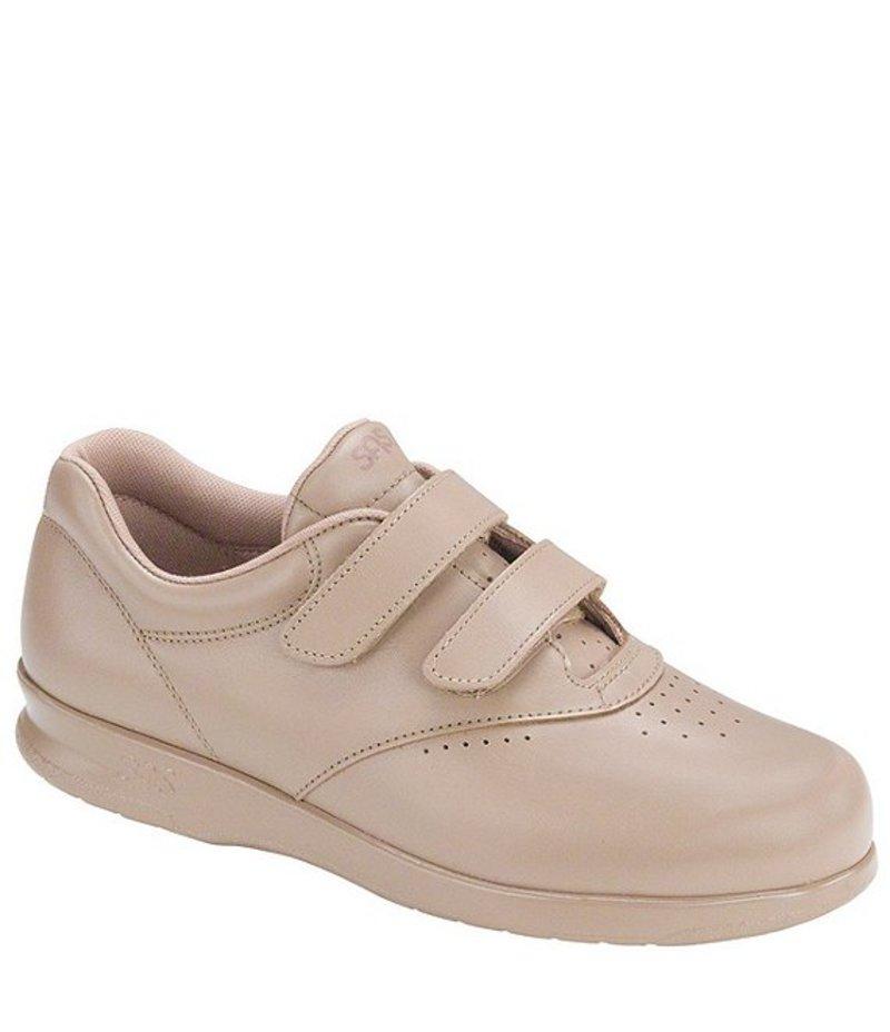 サス レディース スニーカー シューズ Me Too Leather Walking Shoe Mocha