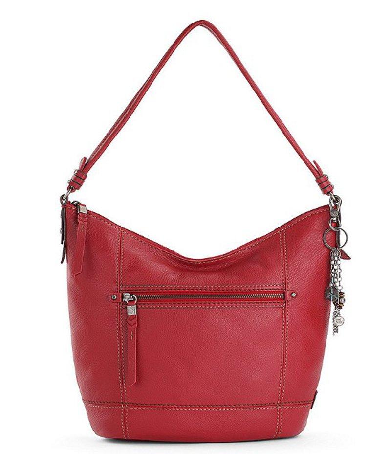 ザサック レディース ショルダーバッグ バッグ Sequoia Hobo Bag Scarlet