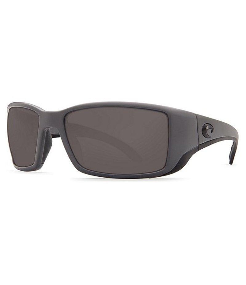 コスタ レディース サングラス・アイウェア アクセサリー Blackfin Polarized Sunglasses Matte Grey