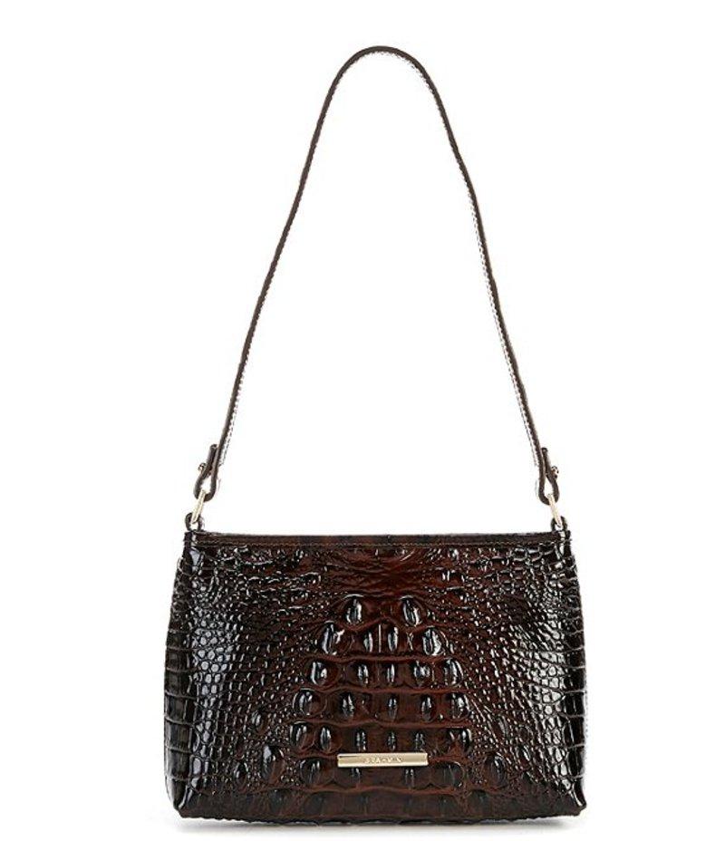 ブランミン レディース ショルダーバッグ バッグ Melbourne Collection Lorelei Shoulder Bag Cocoa